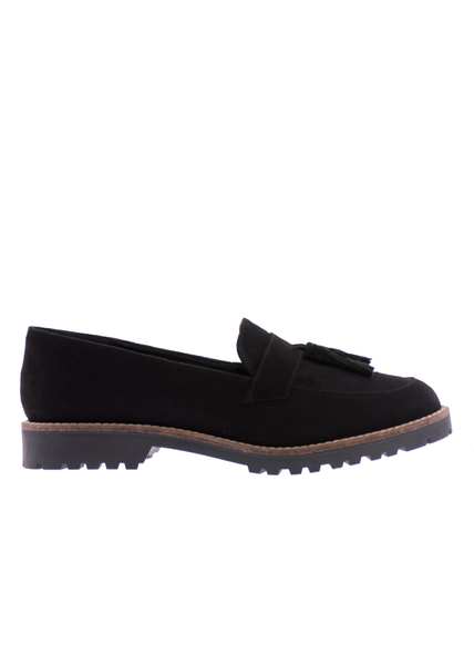 LOAFER TASSEL TRACK SOLE
