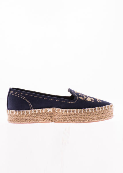 LOAFER ALPARGATA BORDADO