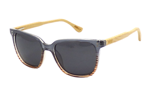 Moana Rd -The Wedding Singer - Grey/Brown Sunglasses