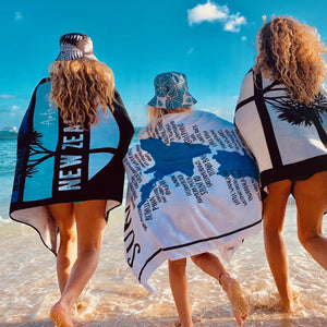 BEACH TOWELS  - MOANA ROAD