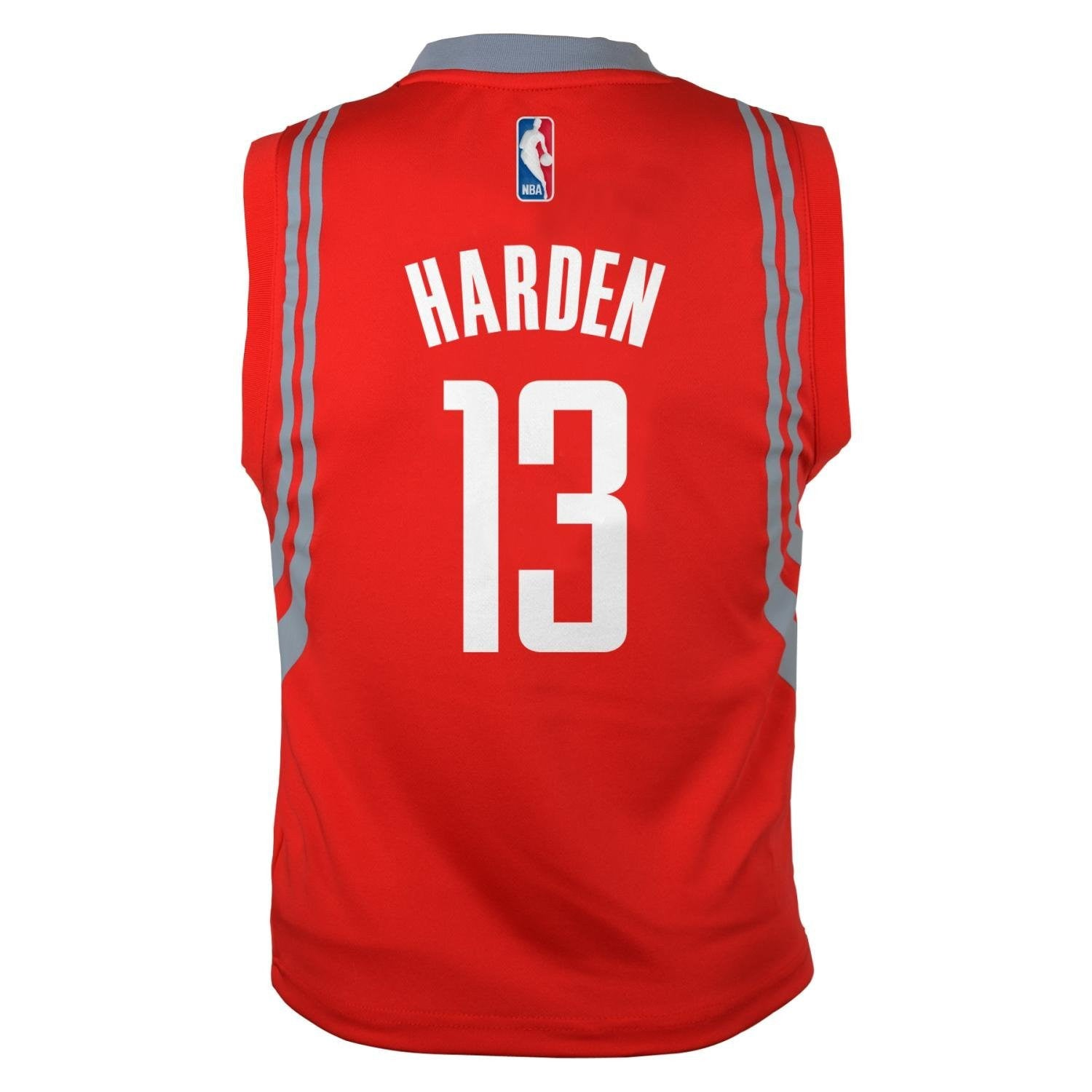new product 837d6 e211c Houston Rockets James Harden #13 Red Kids Road Jersey ...