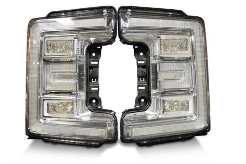 Complete Headlights/Taillights