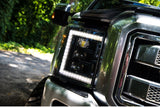 Ford Super Duty (11-16): XB LED Headlights (PRE-ORDER)