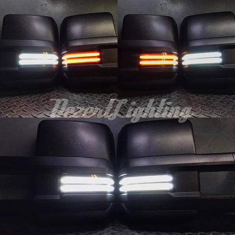 2015+ GM Mirror Marker Lights (Switchback)