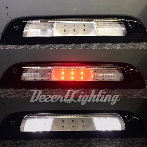 2014+ GM Colormatched 3rd Brake Light