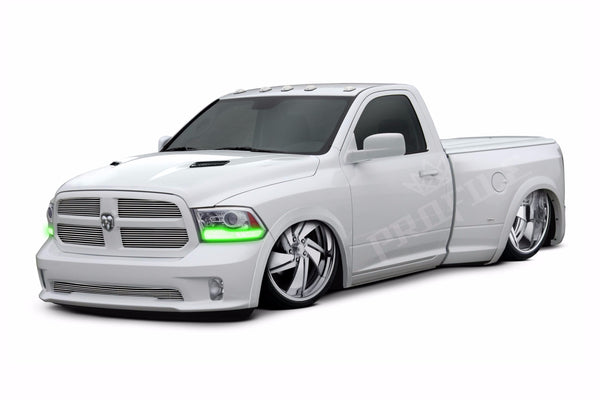 2013+ Dodge Ram: Profile Pixel DRL Boards