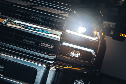Chevrolet Silverado HD (15-19): XB LED Headlights