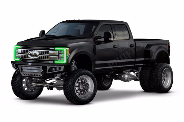 2017+ Ford Superduty: Profile Pixel DRL Boards