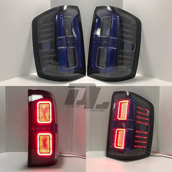 2014+ Silverado Colormatched Morimoto XB LED Taillights