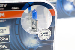 H1 Halogen: Osram Cool Blue Boost