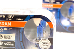 H9: Halogen: Osram Cool Blue Boost