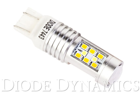 7443 HP24 Dual-Color LED Bulbs