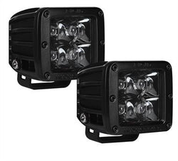 Rigid D Series Midnight Optic Cubes
