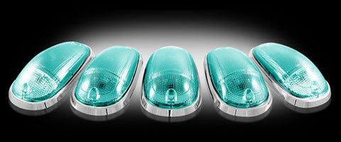 03-16 Dodge Ram Super White Cab Lights - Dezert Lighting LLC