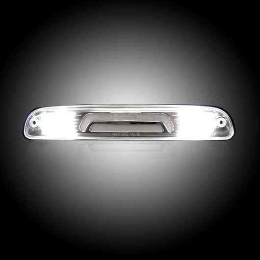 99-16 Superduty Clear LED 3rd Brake Light