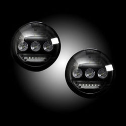 GMC Sierra & Chevy Silverado 15-17 3-Function Fog Light Kit