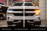 2016-2018 Chevrolet Silverado DRL LED Boards