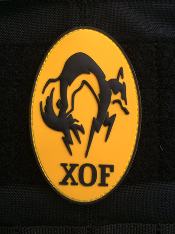 Snake Hound Machine METAL GEAR XOF PATCH