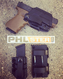 PHLster EDC Ready Kit - Skeleton Gen 2 Holster, Mag pouch and Flatpack Tourniquet Carrier