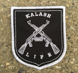 Snake Hound Machine Kalash Life Shield Patch