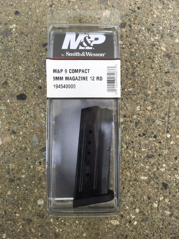 Smith & Wesson Magazine S&W M&P Compact 9mm