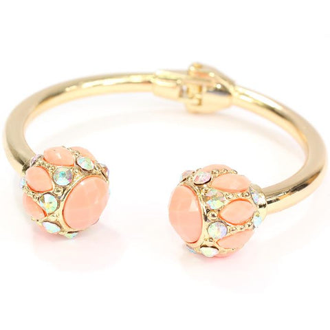 Dragon's Breath Bracelet - Peach