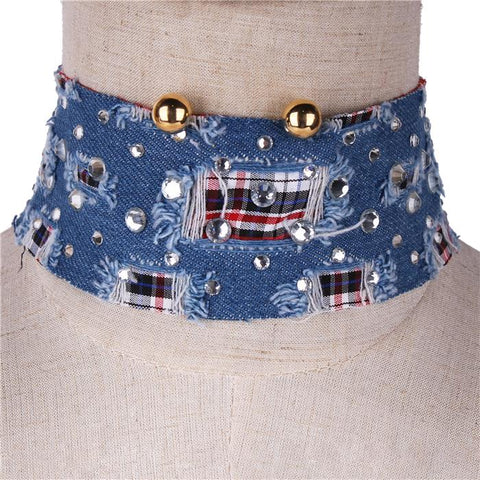 All American Girl Choker