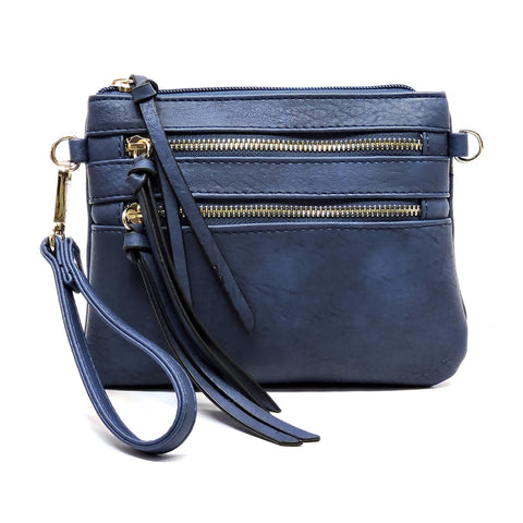 Everyday Cross Body Bag - Navy