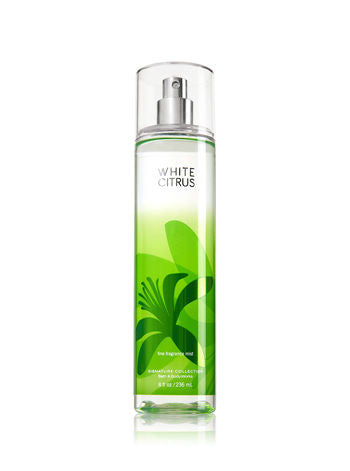 Bath and Body Works White Citrus Fragrance Mist