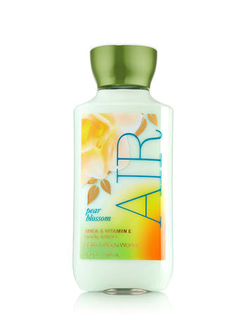 Bath and Body Works Pear Blossom Air Body Lotion