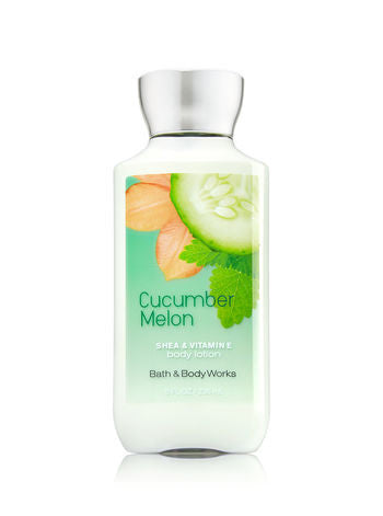 Bath and Body Works Cucumber Melon Body Lotion