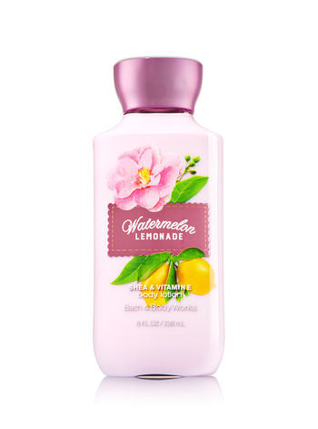 Bath and Body Works Watermelon Lemonade Body Lotion