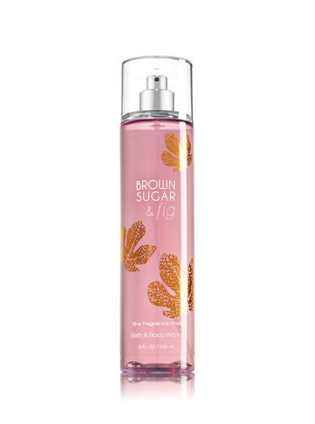 Bath and Body Works Brown Sugar Fragrance Mist
