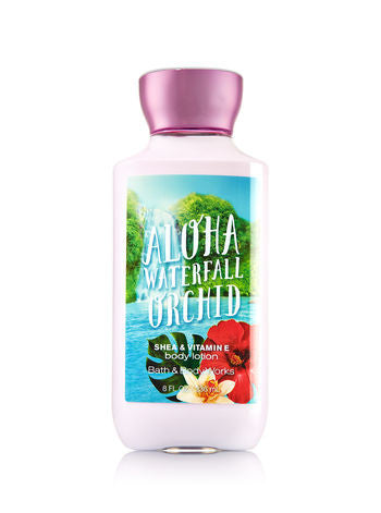 Bath and Body Works Aloha Waterfall Orchid Body Lotion