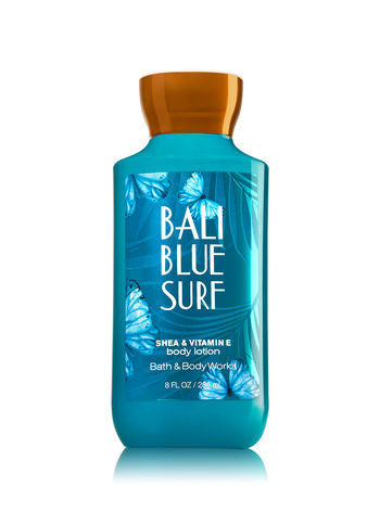 Bath and Body Works Bali Blue Surf Body Lotion