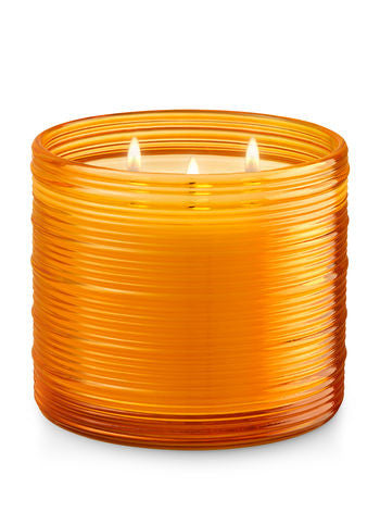 Pineapple Palm Grass 3 Wick Scented Candle