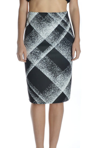 PLUS Lights Out Pencil Skirt