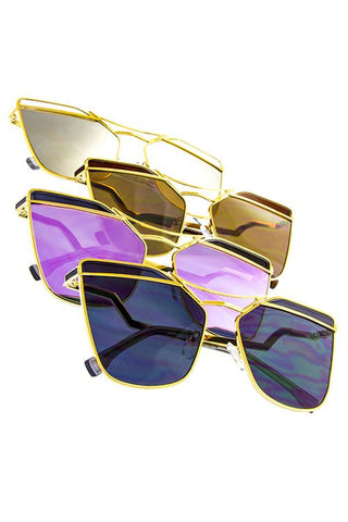 Retro-Beams Sunglasses
