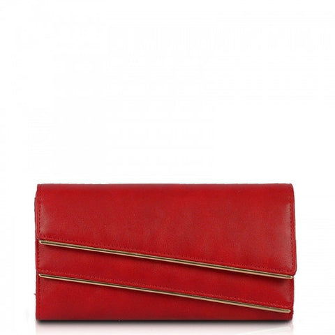Double Trouble Wallet - Red