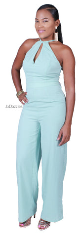 Minty Condition Jumpsuit