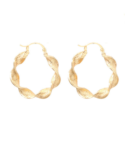Spirling Metal Hoops