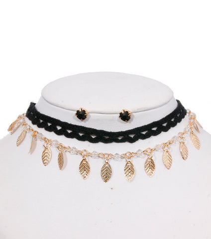 Easy Breezy Choker Set