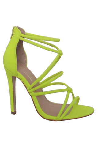 Neon Hi-lights Heels