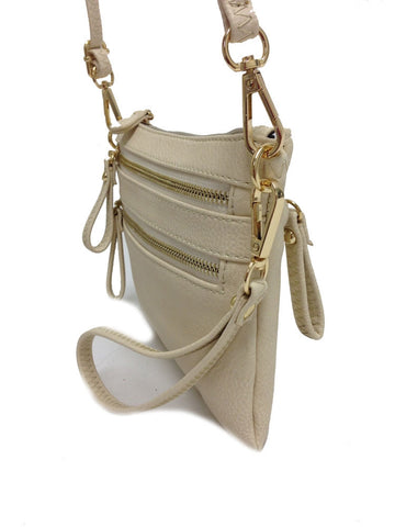 Everyday Crossbody Bag - Nude