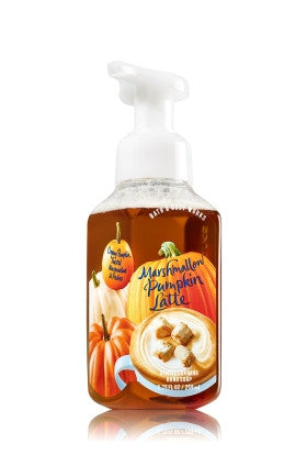 Bath and Body Works Marshmallow Pumpkin Latte Gentle Foaming Hand Soap