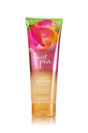Bath and Body Works Sweet Pea Sugar Scrub