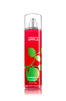 Bath and Body Works Country Apple Fragrance Mist