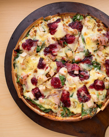 Cranberry Pizza