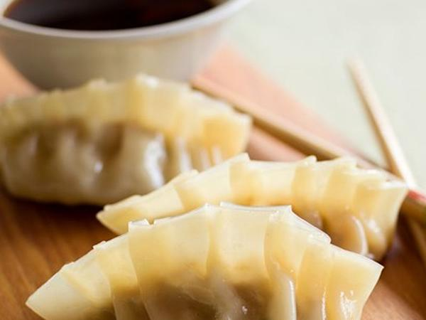 Lamb Dumplings - NZ Hand Made