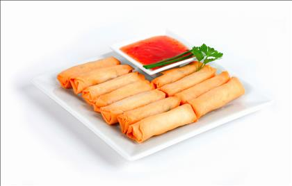Spring Rolls - Vegetable - Mini